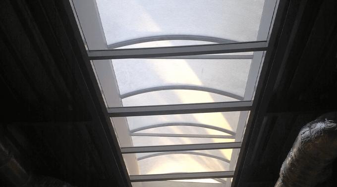 doświetlenie pomieszczeń światłem dziennym